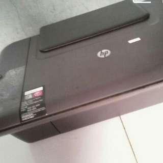 Printer+tinta hp deskjet 2050