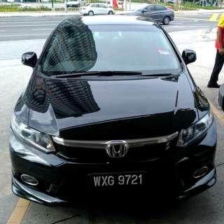 Honda Civic 1.8 (A) New facelift