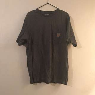 Carhartt Dark Grey Tee