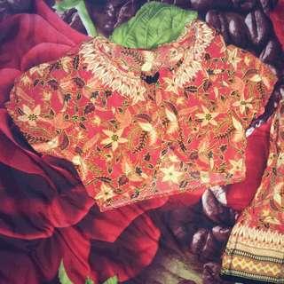 1 set atasan Batik