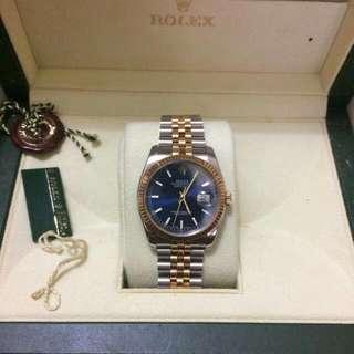 Rolex datejust super jubilee