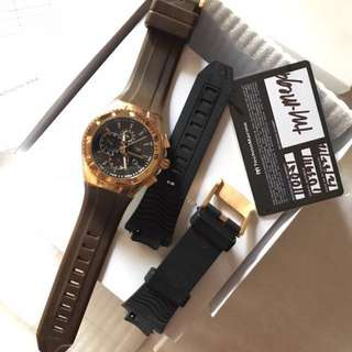 Technomarine Cruise Star Black Dial Watch