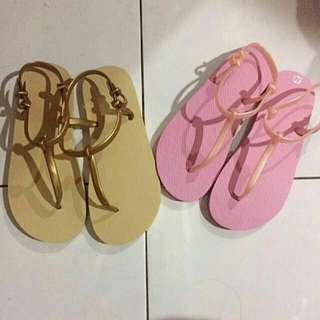 Pink Flipper Inspired Sandal *include postage