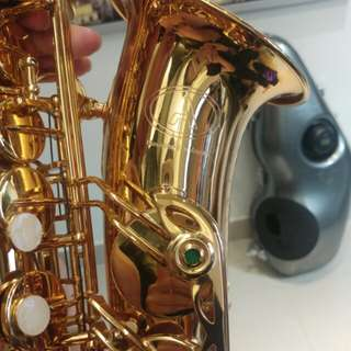 Aoto Saxophone *designed in Japan 95%新 購自音樂學院