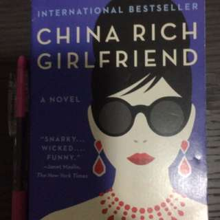china rich girlfriend