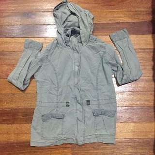 Maong Style Jacket