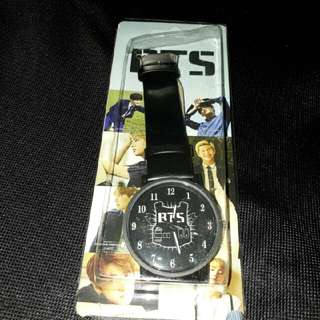 CLEARANCE STOCK ( BTS WATCH)