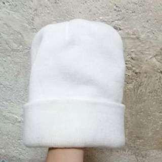 White Bonnet (Unisex) #HappyCarouween