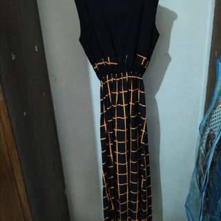 Dress wanita panjang