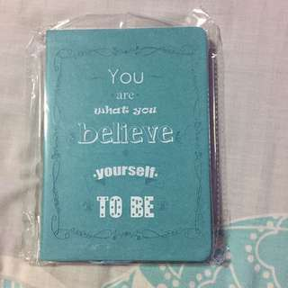 Teal Journal - Small