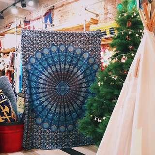 🏁 歐美GOOD VIBES 圖像掛布 床頭掛飾 海灘巾 NEW ARRIVALS!