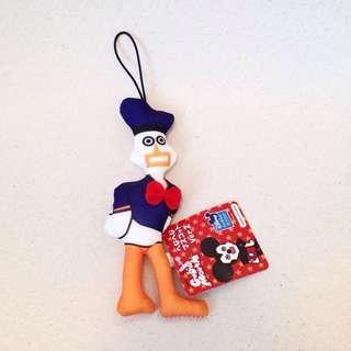 低燃费少女海蒂 x 唐老鴨 Disney Donald Duck Ugly Doll