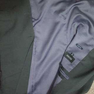 Oxford Grey suit jacket 96R