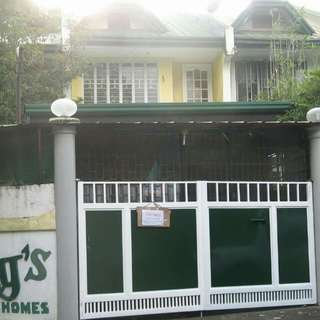 DUPLEX HOUSE and LOT for SALE