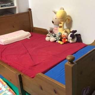 降價囉!IKEA兒童伸縮床