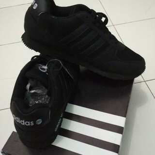 Adidas neo full black