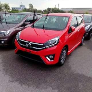 Perodua axia discount