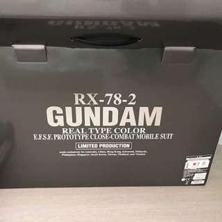 Perfect Grade Gundam RX78-2