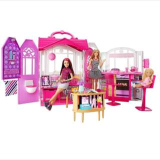 #jualmainan Barbie House Import ready