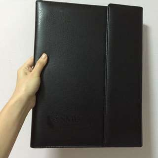 Professional Leather folio