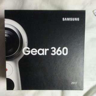 Samsung Gear 360 Sm-r210 new