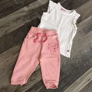 Mothercare casual set