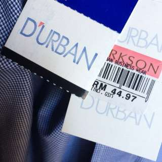 Durban Long Sleeve Office Shirt