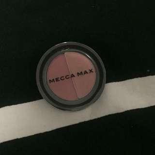 Mecca Max Eyeshadow Duo