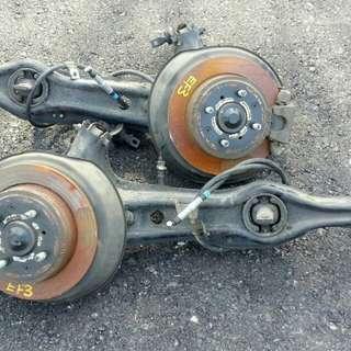 Honda civic Sh4 brake disc belakang