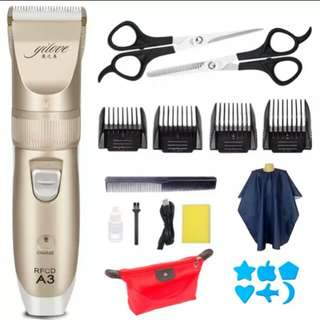 (Ready Stocks) New Professional Hair Shaver / Hair trimmer /Hair Clipper (RED BAG NOT AVAILABLE )