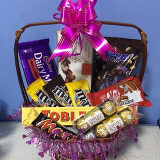 Hamper for all occasions 👍💋💕