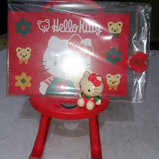 Hello kitty picture frame japan sanrio