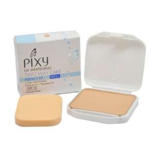 Pixy UV Whitening Two Way Cake (REFILL)