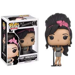 Pop! Rocks Amy Winehouse Funko Pop!