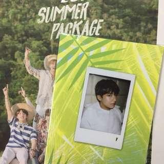 [WTT] BTS SUMMER PACKAGE SELFIE BOOK