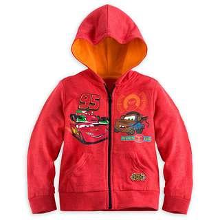 Boys Lightning McQueen Jacket [CT8004]