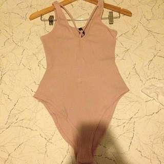 ALLY Dusty Pink BodySuit