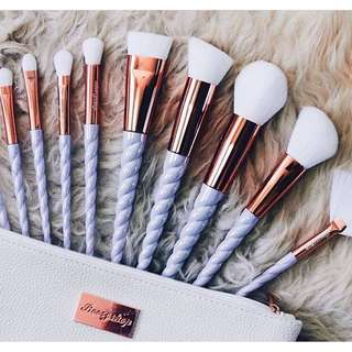 Authentic Unicorn Brush Set