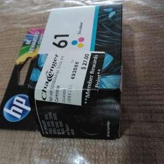HP Printer Cartridge (last piece)