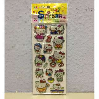 BNIP Hello Kitty Stickers
