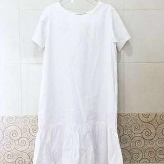 Loose simple dress