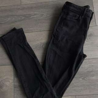ARITZIA: Paradise Mine Black Denim