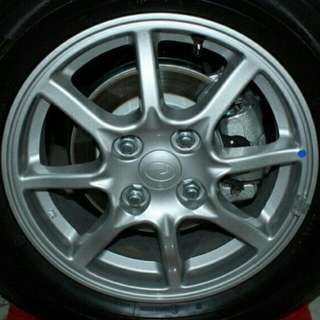 Rim ori axia G spec ( 1 set of 4pcs)