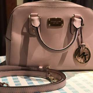 Authentic Michael Kors Saffiano Leather