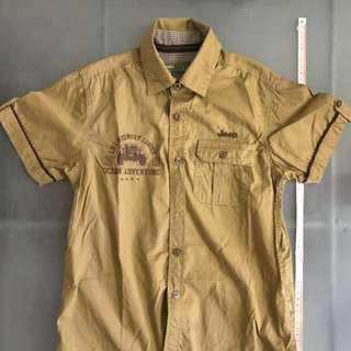 Children Short-Sleeves Shirt