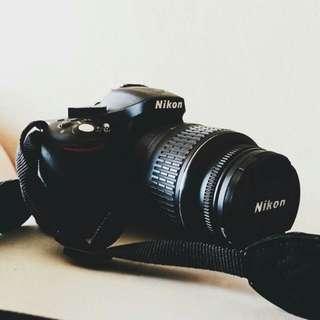 Nikon DSLR 5200 Camera