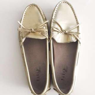 Pedro Fully Leather Flats Size36