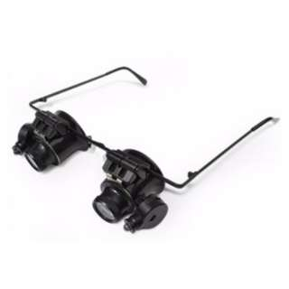 magnifying glasses with LED 20 x