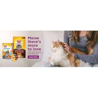 USA Meow Mix Cat / Kitten Food - Wet and Dry Food