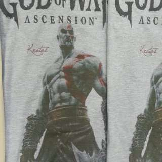 Baju God of War (Kratos/